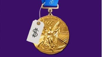奧運金牌得主竟要賣掉獎牌!背後原因曝光超鼻酸