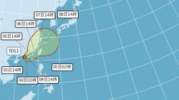 恐有颱風!最接近台灣時間曝 氣象專家揭可能3路徑