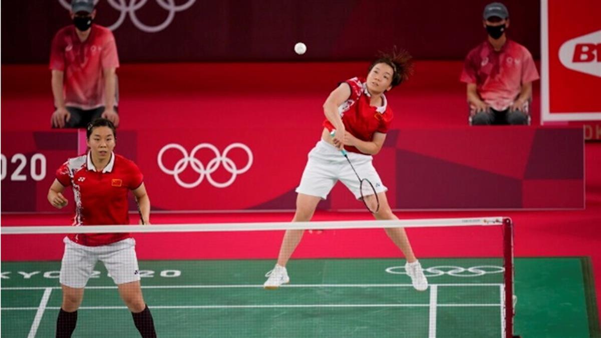 陸羽球女雙「我X」喊不停!南韓羽球協會要檢舉 小粉紅氣炸反擊
