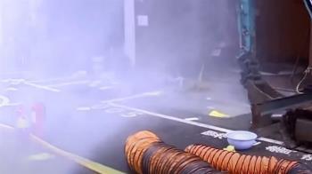 檢修瓦斯管線釀工安意外 五工人甲烷中毒昏迷