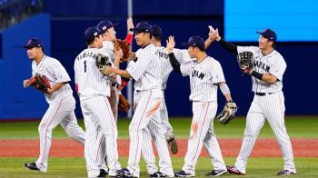 東奧棒球日本5比2擒服韓國 7日爭奪金牌