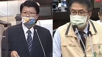 「如果我是台南市長」 選戰提前開打?黃謝議會交鋒