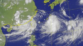 11號颱風妮妲生成!海面驚見「3颱共舞」移動路徑出爐
