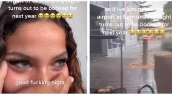 正妹訂機票二度遭拒 她不死心「執意要飛」…結局曝光傻眼了