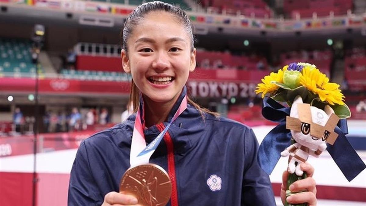 練到一度淚崩懷疑人生 文姿云的奧運奪牌路