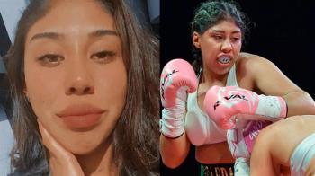 18歲女拳擊手遭左勾拳「重擊爆頭」 抽搐倒地搶救5日去世