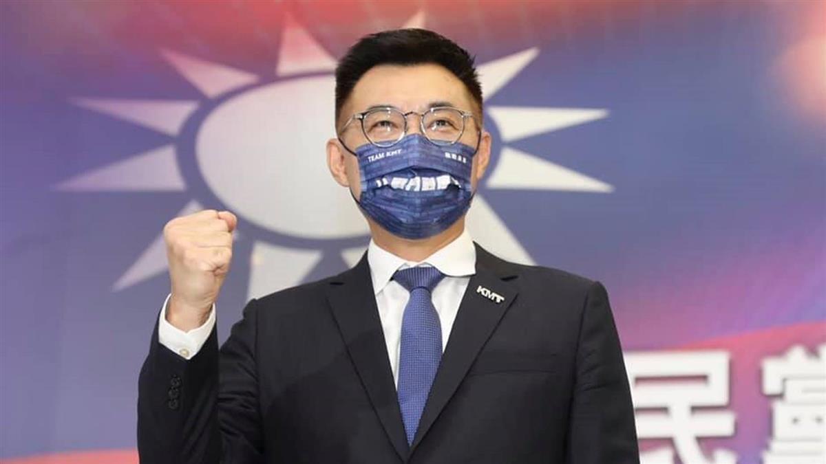 黨主席選舉 江啟臣:黨中央不只是領導更要服務