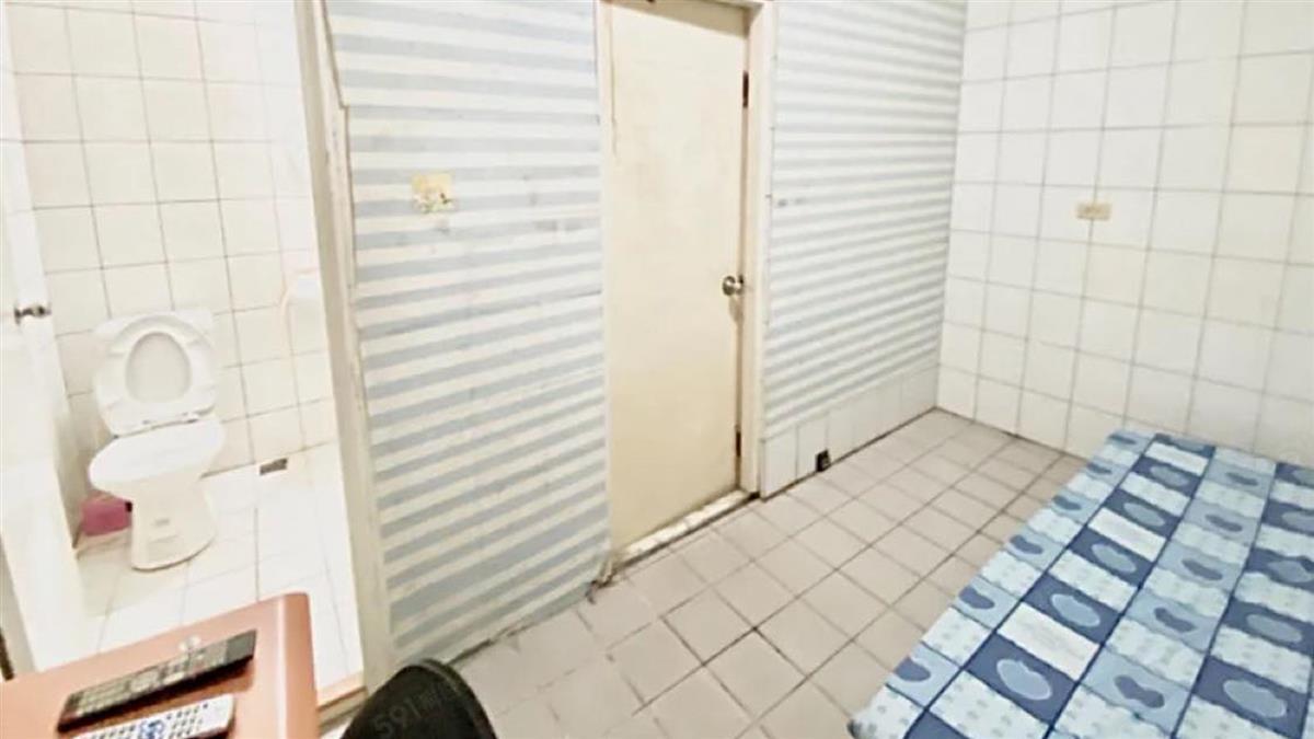 北市套房月租5700元 內裝曝光被誤認成「停屍間」