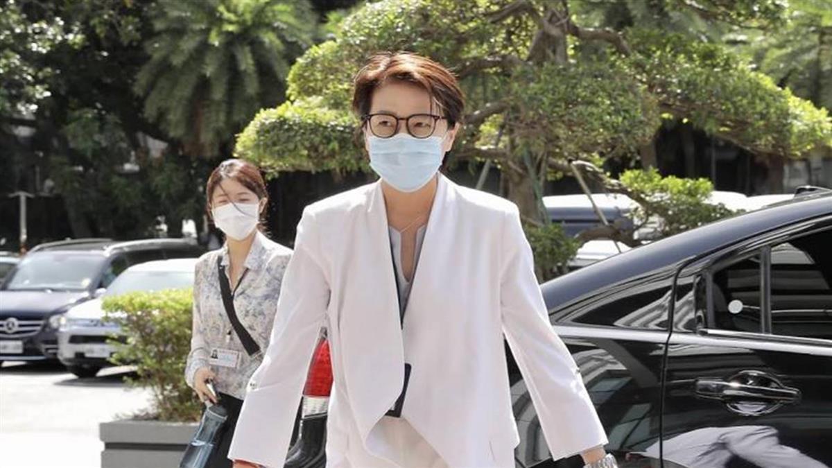 台北市備28億自購疫苗 黃珊珊曝關鍵原因