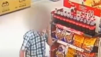 阿伯無罩不實名制 超商店員提醒反被罵髒話