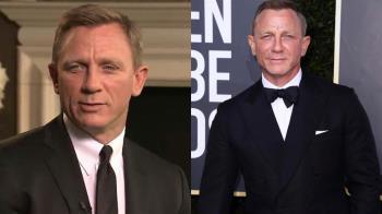 演007為英國軍隊爭光 丹尼爾克雷格獲封榮譽海軍中校