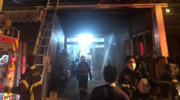 南投學生套房清晨火警 香港僑生倒3樓身亡