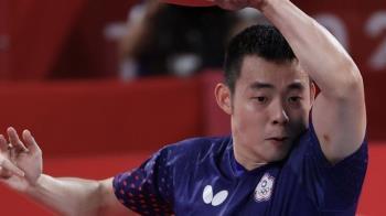 台灣桌球男團3:2擊敗日本 睽違18年重返亞錦賽金牌戰