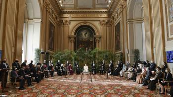 出席氣候變遷國際會議 心道法師盼跨宗教合作讓生態永續