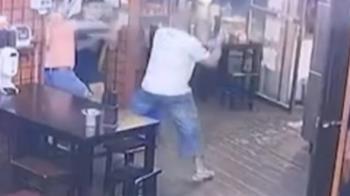 「還沒付錢喔」! 鵝肉攤店員提醒 男竟持棍棒毆