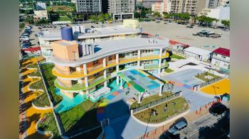 林威政建築師榮獲國家卓越建設金質獎