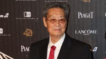 金馬終身成就獎得主病逝 享耆壽92歲