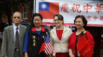 蔡總統提兩岸互不隸屬 蕭美琴:事實現況的描述
