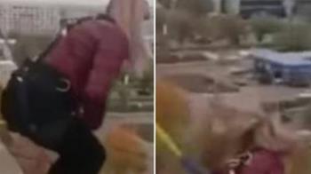3寶媽玩高空彈跳 「繩索掉了」直接墜地慘死...驚悚畫面曝光