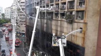 高雄城中城惡火奪46命 美議員表哀悼為傷患祈福