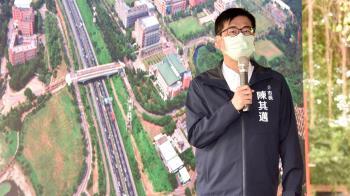 城中城大火藍營促彈劾 陳其邁:深切自責不會迴避