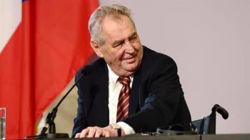 捷克總統病重 職權可能移交國會議長和總理