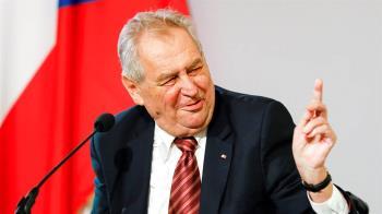 總統住院病況不明 捷克參院議長:無法履行職責