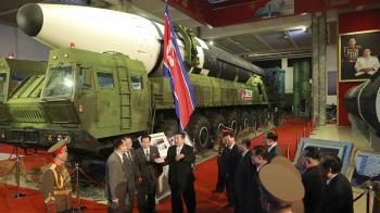 南韓軍方證實 北韓朝日本海發射不明飛行物