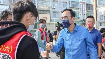 3Q罷免案成黨主席首戰 朱立倫有輸不得壓力