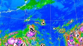 瑪瑙颱風今恐生成!4縣市大雨開炸 一周天氣出爐