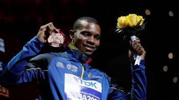 32歲奧運短跑名將遭槍擊亡 全國一片哀悼