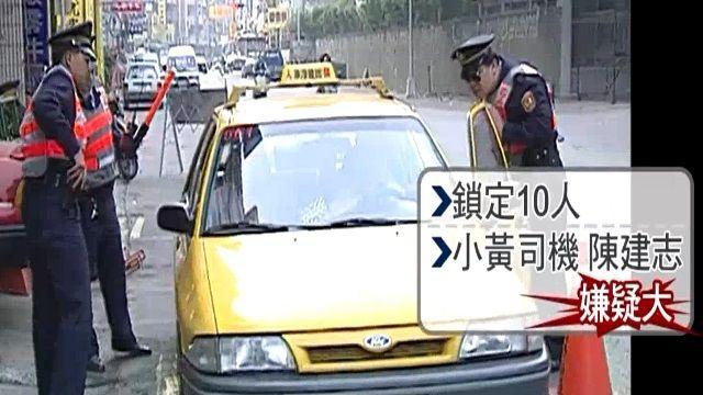 搜車、比對指紋 彭案後13萬小黃遭清查