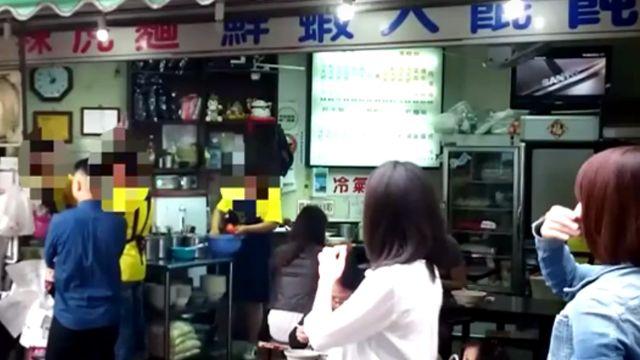 東區知名餛飩店 漏開發票逃稅逾十年