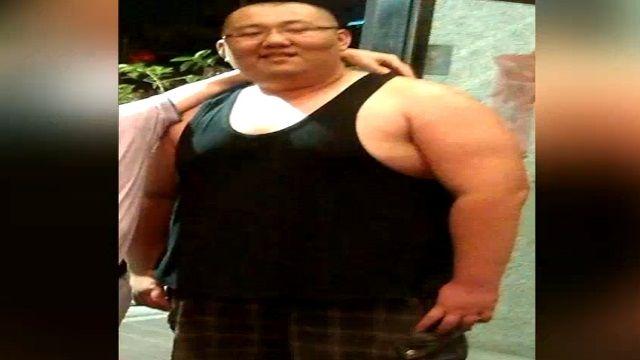 胖男1年減88公斤 轉型壯碩型男