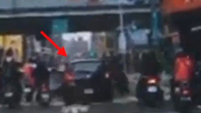 慈濟師姐 闖紅燈撞7車肇逃