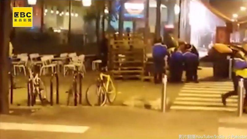 巴黎遭恐攻襲 台外交部調升旅遊警示
