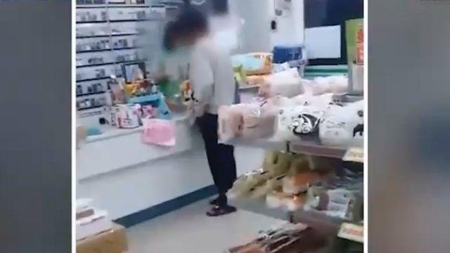 醉漢結帳台大聲咆哮 店長以為消費糾紛
