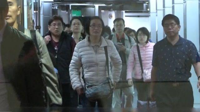 目擊法血腥恐攻 台遊客返國:要去收驚