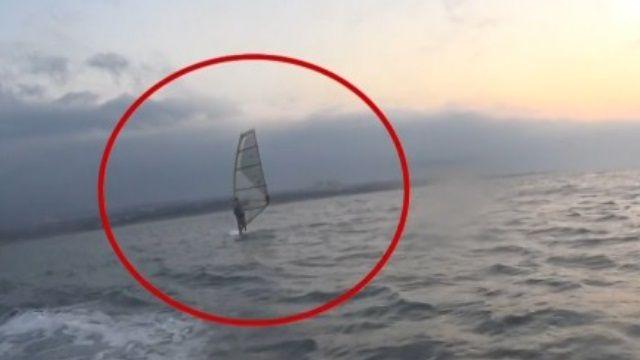 搶救海上受困風帆 外籍男反嗆:麥擱來