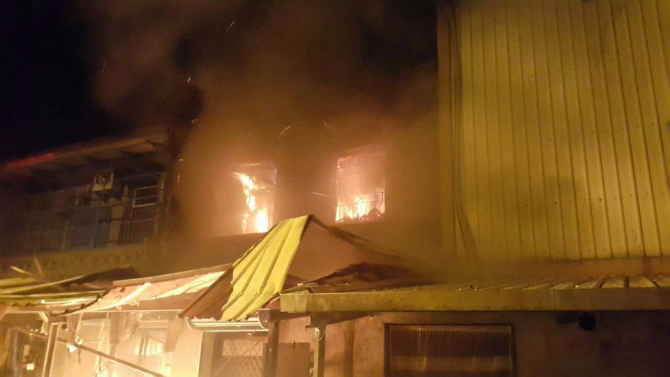 宜蘭冬山瓦斯氣爆  一男95%燒傷送醫
