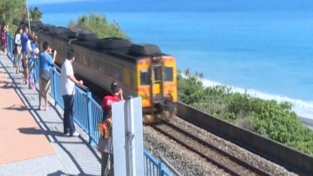 鐵道風光+無敵海景 最美多良車站重生