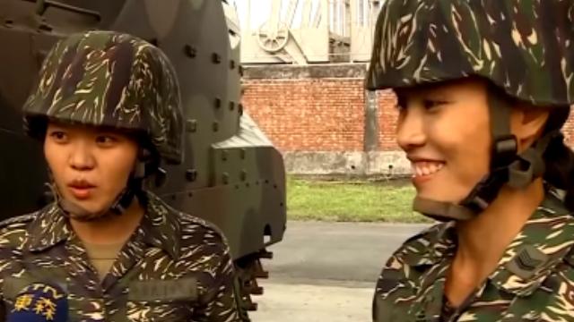 姊妹不讓鬚眉 雙「嬌」龍藏身海陸戰隊