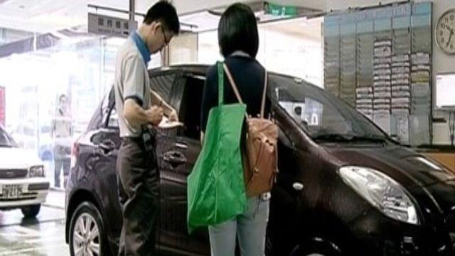 買二手車有撇步 查「維修記錄」免受騙