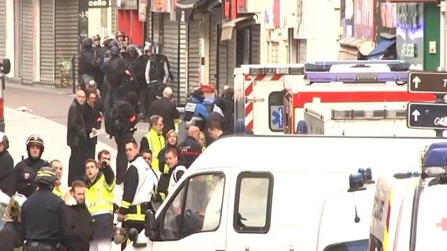 法警追捕恐攻嫌爆槍戰 外媒:已釀3死