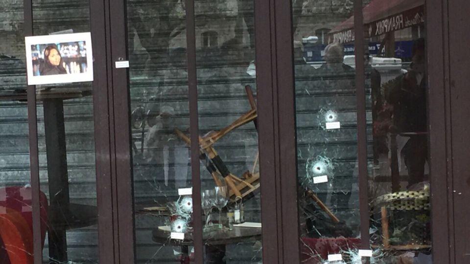 法餐廳遭掃射 慶生趴11人罹難