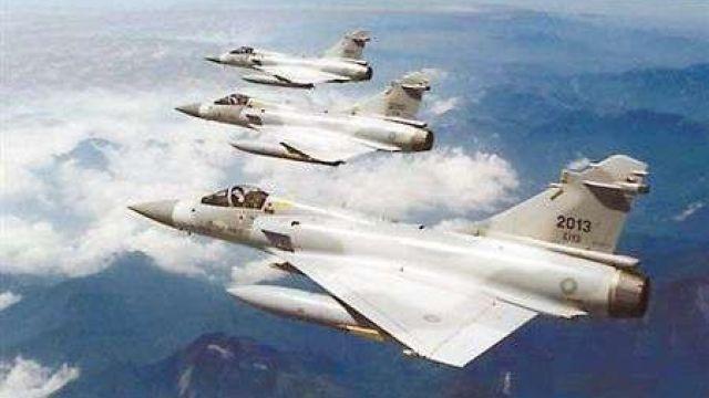 法國硬起來! 連三天戰機空襲轟炸報復IS
