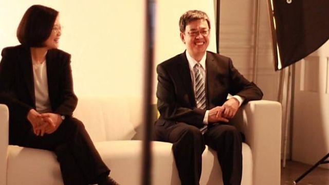 陳建仁表明「不會做一個默默的副手」