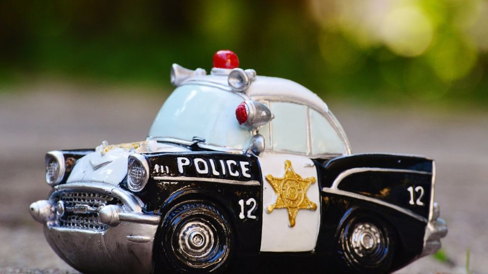 「一日警察」 背後故事令人鼻酸