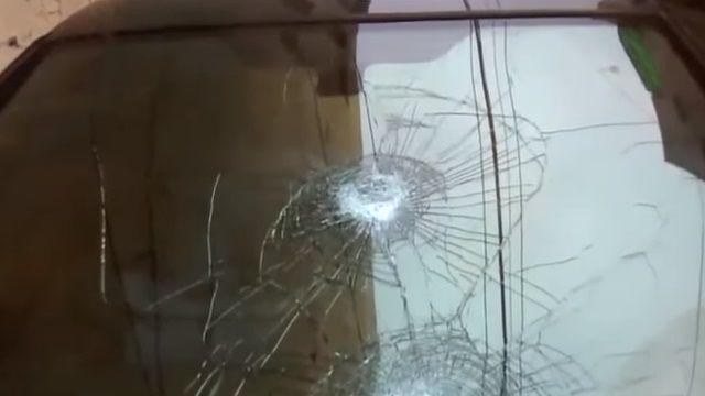 未留電話惹禍? 孕婦車停家附近遭狠砸