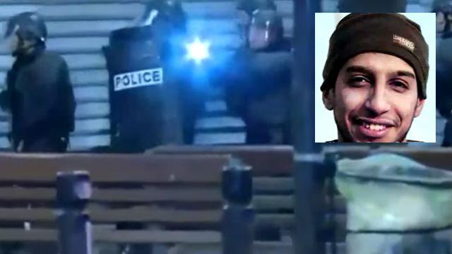 巴黎恐攻主嫌死亡 法國民眾:正義伸張